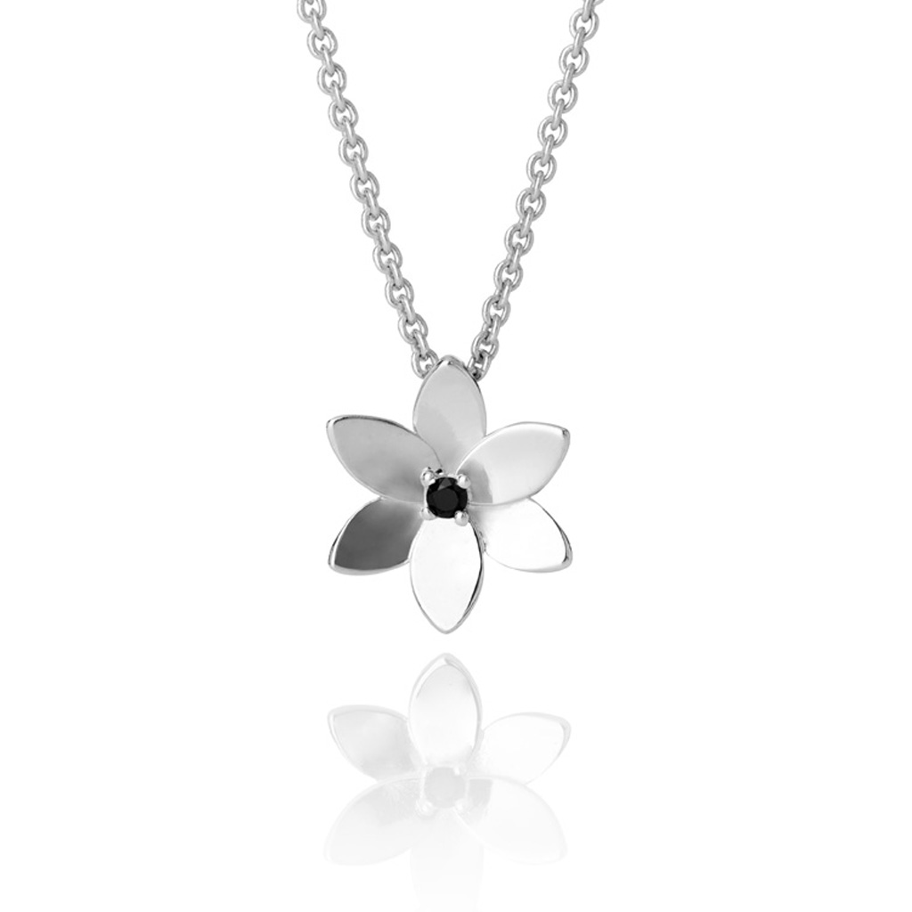 Forget me not 6 pedals pendant forget me not 6 petals pendant aloadofball Image collections