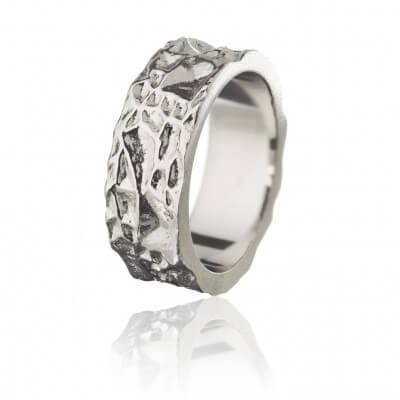 White Frost ring